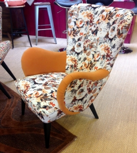 Fauteuil d'appoint NINA