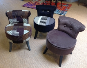Fauteuil d'appoint ANIA