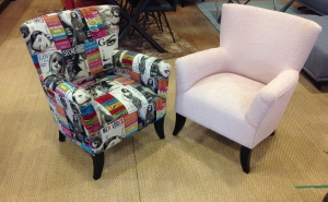 Fauteuil d'appoint ARIA
